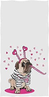 Best pug with towel on head Reviews