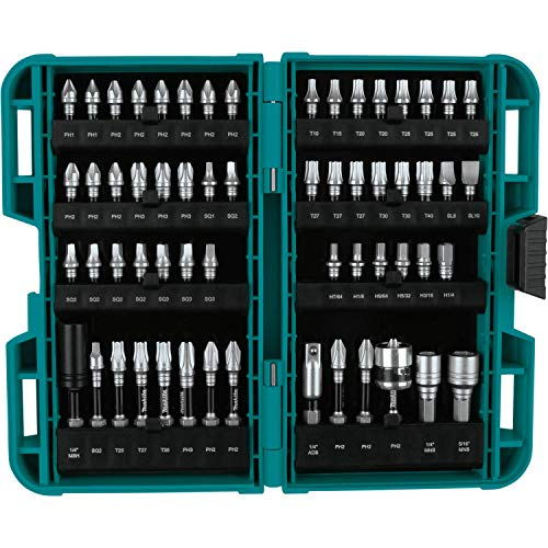 Makita E-01644 Impact XPS 60 Pc. Impact Bit Set