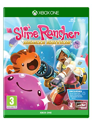 Slime Rancher - Deluxe Edition