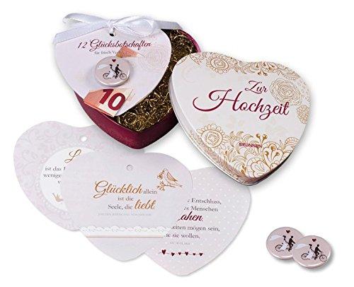 Zur Hochzeit: Herzdose