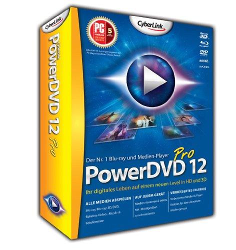 PowerDVD 12 Pro (Windows 8) [import allemand]