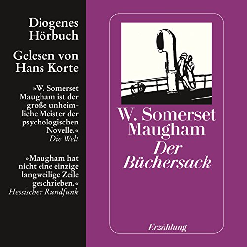 Der Büchersack audiobook cover art
