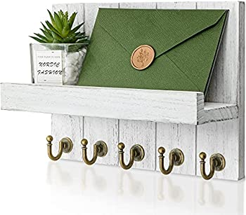 Rebee Vision Key and Mail Holder for Wall