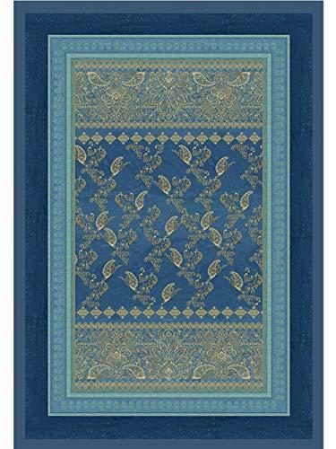Bassetti Plaid, Baumwolle, Blu, 180X250 cm