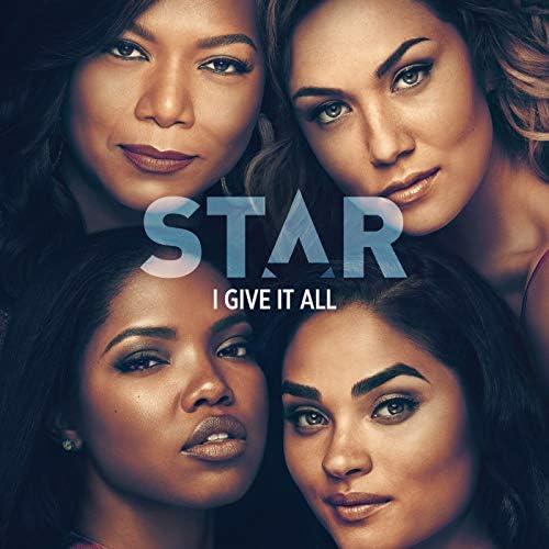 Star Cast feat. Queen Latifah & Major