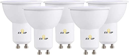 220-240V LED Light Bulbs 7W GU10 LED Spotlight Bulb Lamp Globe Light Bulbs Frosted LED Filament Bulb for Ceiling Lighting ...