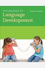 Introduction to Language Development (English Edition) Format Kindle