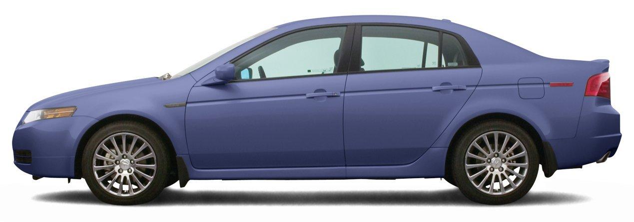 2005 Saab 9-5 Aero, 4-Door Sedan, 2005 Acura TL, 4-Door Sedan Manual Transmission Summer Tires and Navigation ...