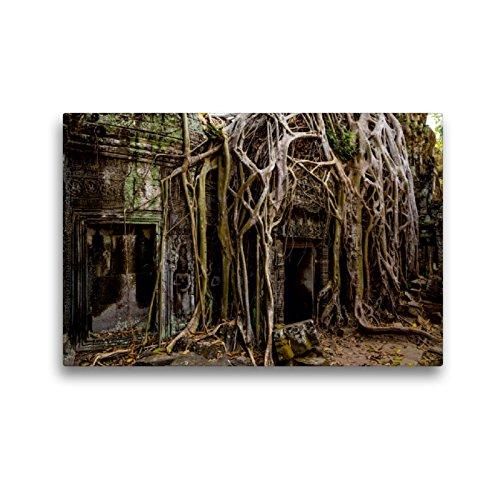 CALVENDO Premium Textil-Leinwand 45 x 30 cm Quer-Format TA Prohm, Leinwanddruck von Karl Genser