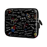 Theskinmantra OMG Maths! Chain top Laptop Sleeve for Screen Size 13/13.3 inches Any Brand Laptop/MacBook 13 inch.