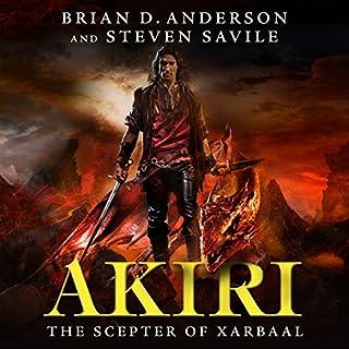 Akiri: The Scepter of Xarbaal cover art