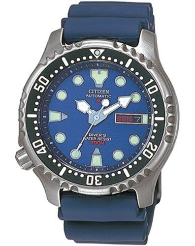 Citizen Armbanduhr Set Promaster NY0040-17LEM