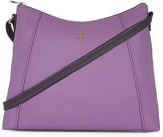 Baggit Women's Hobo Handbag (Purple)