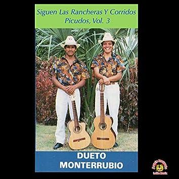 Siguen Las Rancheras Y Corridos Picudos, Vol. 3