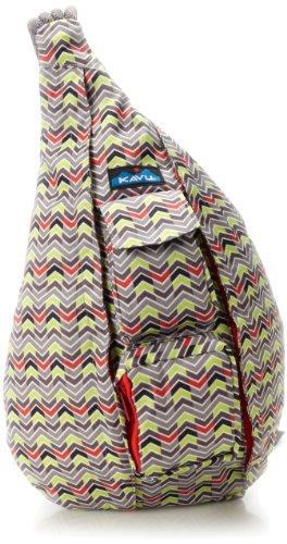 KAVU Rope Bag, Chevron, One Size