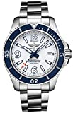 Breitling Superocean 42 Mens Watch Water Resistance to 500 Meters, A17366D81A1A1