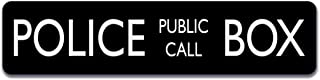 Best police public call box sign Reviews