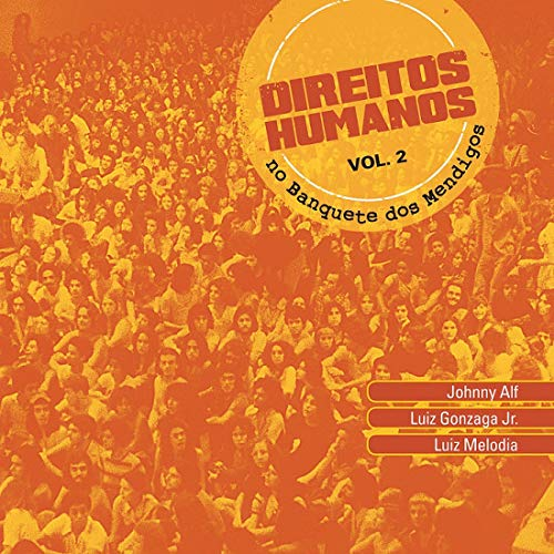 LP Direitos Humanos no Banquete dos Mendigos - Vol. 02