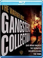Warner Bros. - Gangsters Collection (4 Blu-Ray) [Italian Edition]