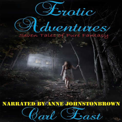 Erotic Adventures audiobook cover art