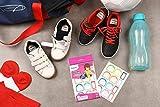 Avery España CHAUS12-UK. Etiquetas adhesivas para zapatos, surtido de 24...