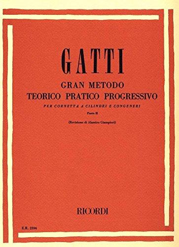 Gran Metodo 2 Trompetenschule. Trompete (TROMPETTE)