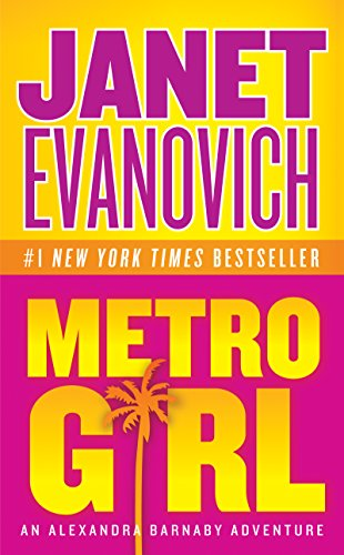 Metro Girl (Alexandra Barnaby Book …