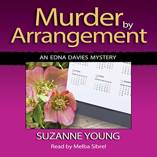 Murder by Arrangement audiobook cover art