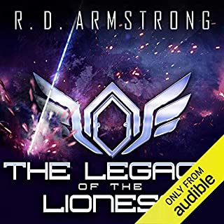 The Legacy of the Lioness cover art