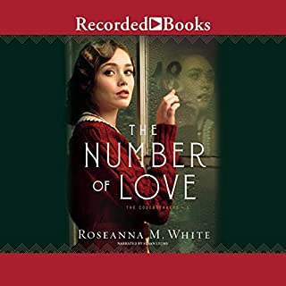 The Number of Love audiobook cover art