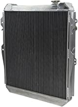 GOWE Full Aluminum Race Radiator FOR TOYOTA Hilux Surf KZN130 1KZ-TE 3.0 TD 1993-1996 AT/MTAUTO/MANUAL Replacement Cooling System