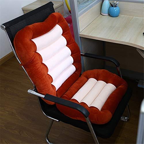 QinWenYan Stoel Pads Lumbar Ondersteuning Kussen Jumbo schommelstoel Kussens Stoel Kussen Set voor Office Stoel