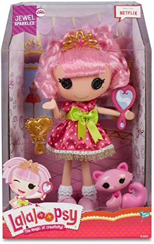 Lalaloopsy Unterhaltung Große Puppe Juwel Glittzer