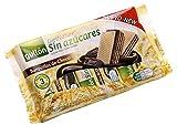 Diet Nature - Galletas Barquillos chocolate - 180 g