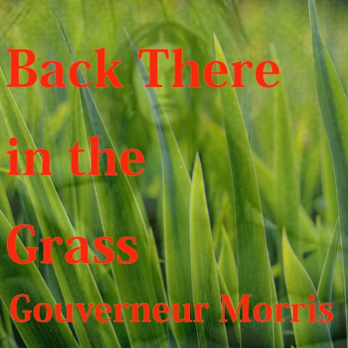 Back There in the Grass audiobook cover art