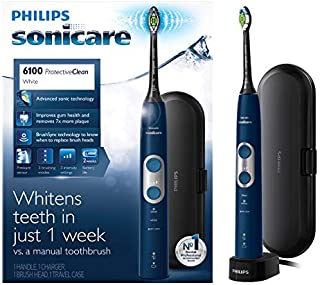 Philips Sonicare ProtectiveClean 6100 Rechargeable...
