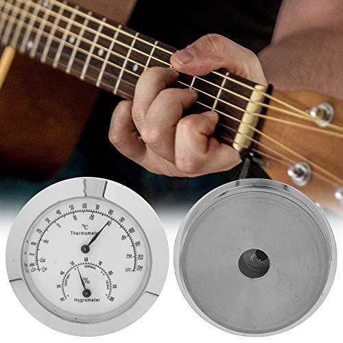 Wosume Thermometer Kit, Universal Thermometer Hygrometer Temperatur Tester Luftfeuchtigkeit Meter für Gitarre Violine Viola
