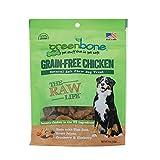 Greenbone Grain Free Chicken Dog Treats, 4 Oz. (91004)