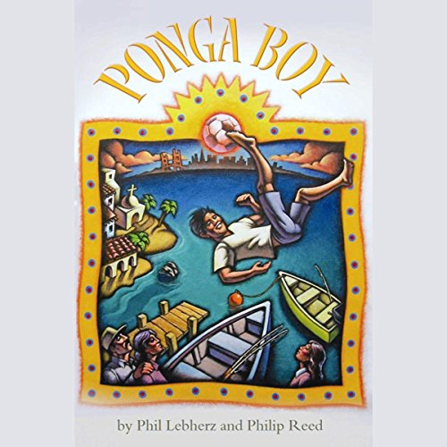 Ponga Boy audiobook cover art