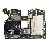 KKLL Tarjeta Madre Abierto Original En Forma Fit For Xiaomi Mi Mix 2 MIX2 Versión Global 6 + 128 GB Snapdragon 625 Motherboard Placa Base ATX