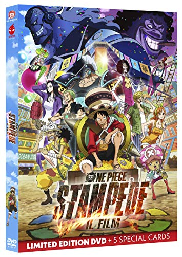 One Piece: Stampede - Il Film (Dvd) (Collectors Edition) ( DVD)