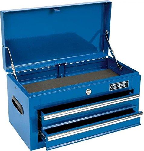 Draper 03243 - Caja de herramientas o de almacenaje con dos cajones