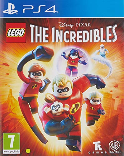 Warner Home Video - LEGO: The Incredibles /PS4 (1 GAMES)