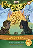Imagination Station Books 3-Pack: Challenge on the Hill of Fire / Hunt for the Devil's Dragon / Danger on a Silent Night (AIO Imagination Station Books) by Marianne Hering (2015-05-01)