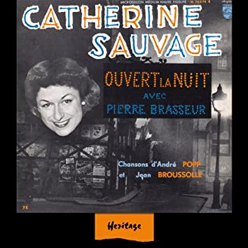Heritage - Ouvert La Nuit - Philips (1956)