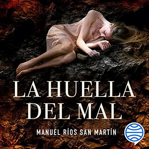 Diseño de la portada del título La Huella del Mal
