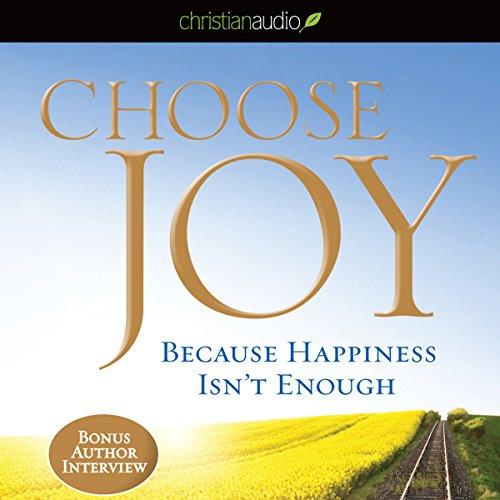 Choose Joy cover art