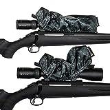 Alpine Innovations Scope Slicker NX Neoprene Rifle Scope Cover - Medium Fits 12″-17″, Large Fits 14″-20″, Length Scopes. Keeps Rain, Dust, Debris Out. (Medium Vanish Shadow)