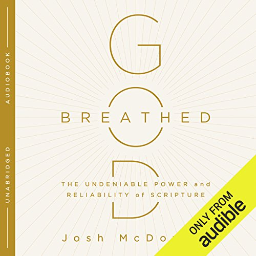 God-Breathed audiobook cover art