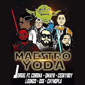 Maestro Yoda (feat. Corona, Qmayb, Ceskyboy, J.Gonzo, Chynopla & OSE)